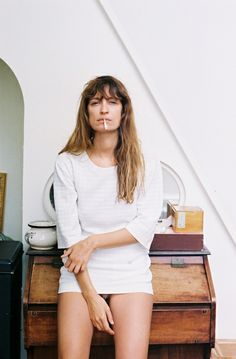 Zine N°2 / Caroline De Maigret wears Chanel by Ami Sioux