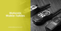 Reviews of some of the most popular Motorola TalkAbout walkie-talkies and a selection of the best accessories to use with your Motorola two-way radios.