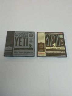 Check out this item in my Etsy shop https://www.etsy.com/listing/234634459/yeti-set-of-2-ceramic-tile-coasters