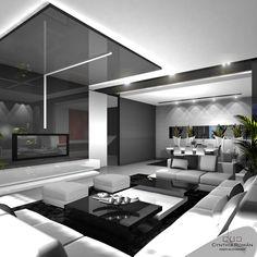 Diseño interior de Cynthia Roman