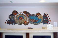 Taç Seramik Sanat Atölyesi   Duvar Panosu