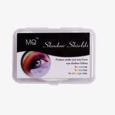 15Pair/Lot Disposable Eyeshadow Shields Pad For Perfect Eye Makeup Application Beauty Eye Shadow Shields