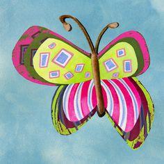 Preppy Butterfly