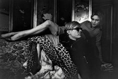 Ugo Mulas - Andy Warhol - Photography