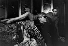 Ugo Mulas - Andy Warhol - Photography