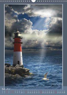 Der Maritime aus Mausopardia - CALVENDO Kalender von Monika Jüngling