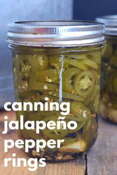 This recipe is perfect for canning jalapeno peppers that are barely sweet, spicy & deliciously HOT! Easy recipe for new canners. Serve them alongside your tacos, in your nachos or your favorite Latin inspired meal. Pickled Jalapeno Recipe, Canning Jalapeno Peppers, Canned Jalapenos, Pickling Jalapenos, Stuffed Jalapeno Peppers, Pickled Squash Recipe, Fresh Jalapeno Recipes, Pickling Peppers, Pickled Hot Peppers
