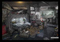 Cyberpunk_Room