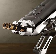 WWII Celestial Binoculars