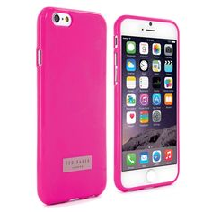 Ted Baker Watermelon Scented iPhone 6 Case - JEMINA - Hot Pink