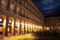 Plaza Maior - Madri