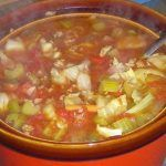 Cabbage soup (1)