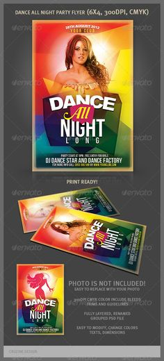 Trance Music Party Flyer Trance music, Music party and Party flyer - party flyer