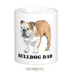 English Bulldog coffee mug for all the crazy by InspiredByBronx