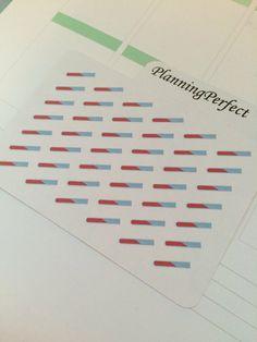 Blood Work Test Tube Planner Stickers for Erin by PlanningPerfect  #planner #stickers #erincondren #lifeplanner #kikkik #plumpaperplanner #filofax #planning #scrapbook #bloodwork #blood #work #testtube