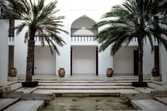 The Chedi - Muscat