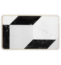 Carrara - Large Rectangular Platter