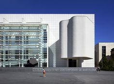MACBA #barcelona #architektur #architecture