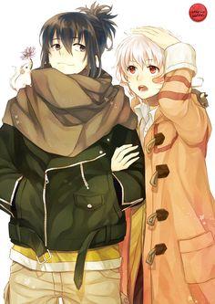 Render No6 Nezumi Shion Sion - NO.6 - Anime and Manga - PNG cutout ...