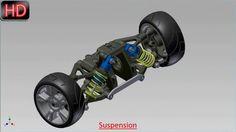 Suspension (Video Tutorial) Autodesk Inventor