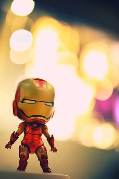Iron Man .
