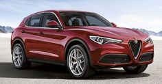 Alfa Romeo Opens The Order Books For New Stelvio First Edition #Alfa_Romeo #Alfa_Romeo_Stelvio