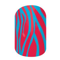Sassy Zebra Jamberry Nails Wraps. Lasts up to 2 weeks on fingernails and 4 weeks on toenails. Buy it here: http://easycutenails.jamberrynails.net/home/ProductDetail.aspx?id=2057#.UoF0OeLjVCc