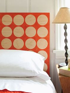 How to Make a Headboard at WomansDay.com - Headboard Ideas - Woman's Day