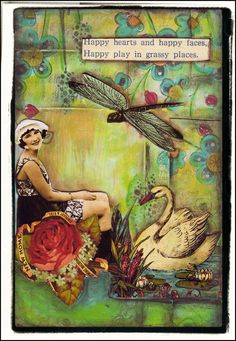 Tumblefish Studios Summer Junque 2 from Deviant Scrap