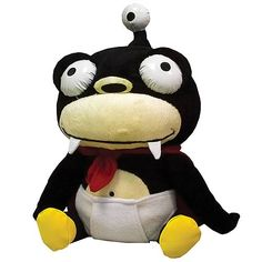Futurama Series 1 Nibbler Plush - Toynami - Futurama - Plush at Entertainment Earth