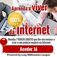 Lazy Millionaires League - O Movimento. Subscreva; http://www.lazymillionairesleague.com/c/f1lppt2?id=LAGILO
