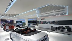 Million Lighting - Munich Auto (BMW M3 Showroom)