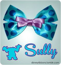 magical ribbons sully bow!