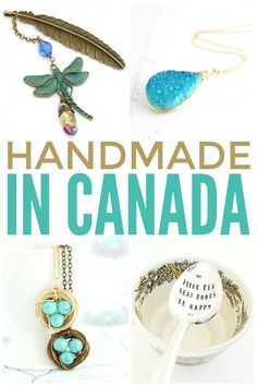 Handmade at Amazon.ca: Discover unique items from local Artisans. Handmade in Canada.
