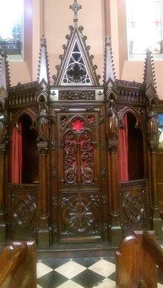 via Denis Spillane @spillaneda St Peter & Paul's Church, Cork.