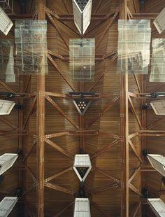 Advanced Engineering Building - Richard Kirk Architect