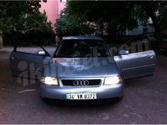 Audi A3 1999 Model AUDİ A3 16 AMBİANTE BAKMADAN GEÇME