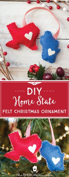 Inexpensive Homemade Christmas Gift | DIY Christmas Ornament | Sentimental Christmas Gift | Budget-Friendly Christmas Gift