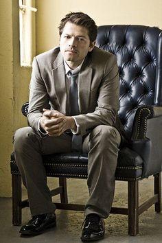 話題のドラマ『スーパーナチュラル』や『ER』『24』など人気作品に出演!ミーシャ・コリンズの作品
