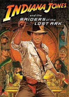 """The was a decade of Indiana Jones action movies. In 1981 was the release of """"Indiana Jones and the Raiders of the Lost Arc"""". In 1984 was """"Indiana Jones and the Temple of Doom"""", and in 1989 was """"Indiana Jones and the Last Crusade"""". 80s Movies, Action Movies, Great Movies, Movies To Watch, Movies Free, Awesome Movies, Movies Of The 80's, Action Film, Iconic Movies"""