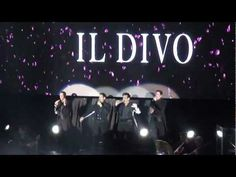 Il Divo - Time to say goodbye - Luna Park - Buenos Aires - Argentina - 19/10/2012