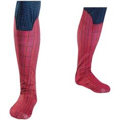 Adult Spider-Man Movie Shoe Covers Costume Accessory