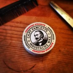 Capt Fawcetts Moustache Wax