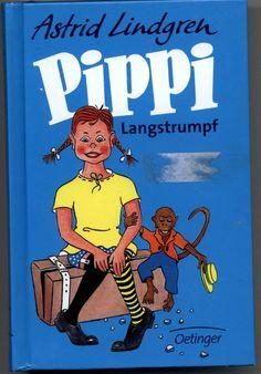 Pippi Langstrumpf by Astrid Lindgren. http://www.annabelchaffer.com/categories/Childrens-Gifts/