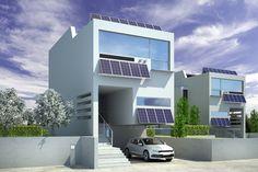 zonnepanelen flatgebouw - Google zoeken
