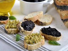 Fig & Olive Tapenade For Blue Cheese Recipe — Dishmaps