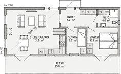 Ladan 82   Ett bättre boende. Arkitektritade hus, bygga fritidshus   VärsåsVillan