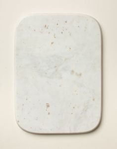 A large marble mat that you can adorn with homely things.