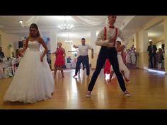 Malwina i Krystian 12.08.2017 Taniec Despacito Wesele - YouTube