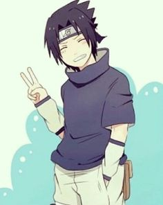 Sasuke This is so adorable!!!!